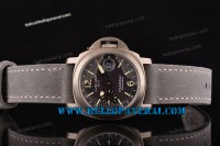 Panerai PAM089 Luminor GMT 1:1 Titanium Case Asia 7750-CHG-MD Ref.PAM 00089