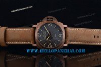 Panerai PAM127 Luminor 1950 PVD Case Black A6497