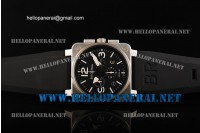 Bell & Ross BR 03-94 Chronograph Black Dial Swiss ETA Quartz