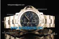 Panerai Special Edition 2005 Luminor Chrono Firenze PAM 00224 Asia 7753 Sec@9