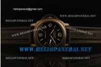 Panerai Special Edition 2008 Lefty Luminor Marina 1:1 Original ETA 6497 PAM 00026