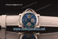 Panerai Special Edition 2003 Luminor Chrono Regetta Blue Dial PAM 00168