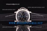 Panerai Special Edition 2006 Luminor Regatta Flyback ETA 7750 1:1 Original PAM 00253