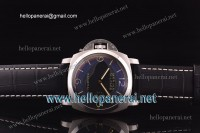 Panerai Luminor 1950 Left-Handed Swiss Unitas 6497 17J Manual Hand Wind Pam217