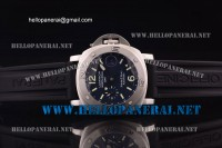 Panerai Special Edition 2006 Luminor North Pole GMT A7750 PAM 00252