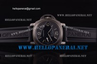 Panerai Special Edition 2008 Luminor Marina Left Handed 1:1 Original DLC Case ETA 6497 PAM 00026