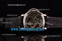 Panerai Luminor Marina Skeleton Steel Case A3836