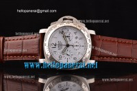 Panerai PAM188 Luminor Chrono Daylight Steel Case A7750-SHG