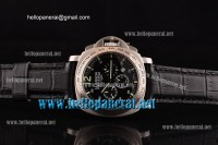 Panerai PAM236 Luminor Chrono Daylight SS Case Black Dial Miyota OS20