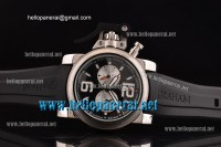 Graham Chronofighter Oversize SS Black Miyota OS20 Ref.2CRBS.B03A