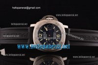 Panerai PAM252 Luminor North Pole GMT SS/RU Blue A-7750-CHG