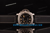 Panerai PAM285 Luminor Submersible Steel Case Black Dial A-ST25