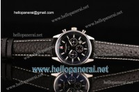 Jorg Gray Obama Limited Edition 6500 Chrono SS Black Dial Miyota OS20 Ref.JG6500