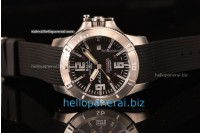 Ball Engineer Hydrocarbon Spacemaster Captain Poindexter SS Black Dial Miyota 8215 Auto Ref.DM2036B-S5CA-BKW