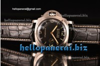 Panerai Luminor Marina Militare SS Superlumed Dial Swiss ETA 6497 Ref.PAM 217 (KW)