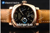 Panerai Radiomir 1940 3 Days GMT Power Reserve Rose Gold AST25 Ref.PAM00664