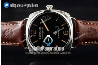 Panerai Radiomir Firenze 3 Days Steel Asia Manual Winding Ref.PAM604