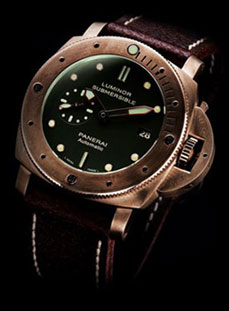 the most popular replica Panerai Submersible watch