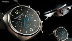 Panerai Radiomir Chrono replica watch, complicated for sports usage